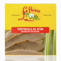 "Tuna fish ""ventresca"" in olive oil"