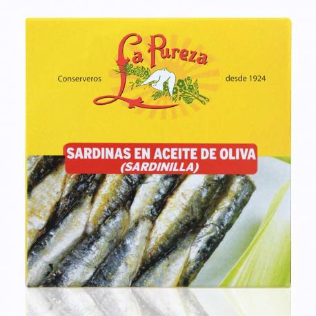Ventresca de atún en aceite de oliva