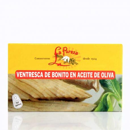 """Tuna fish """"ventresca"""" in olive oil"""