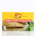 """Albacore tuna """"ventresca"""" in olive oil"""