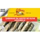 Sardinillas en aceite de oliva 20-22 piezas