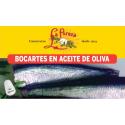 BOCARTES EN ACEITE DE OLIVA